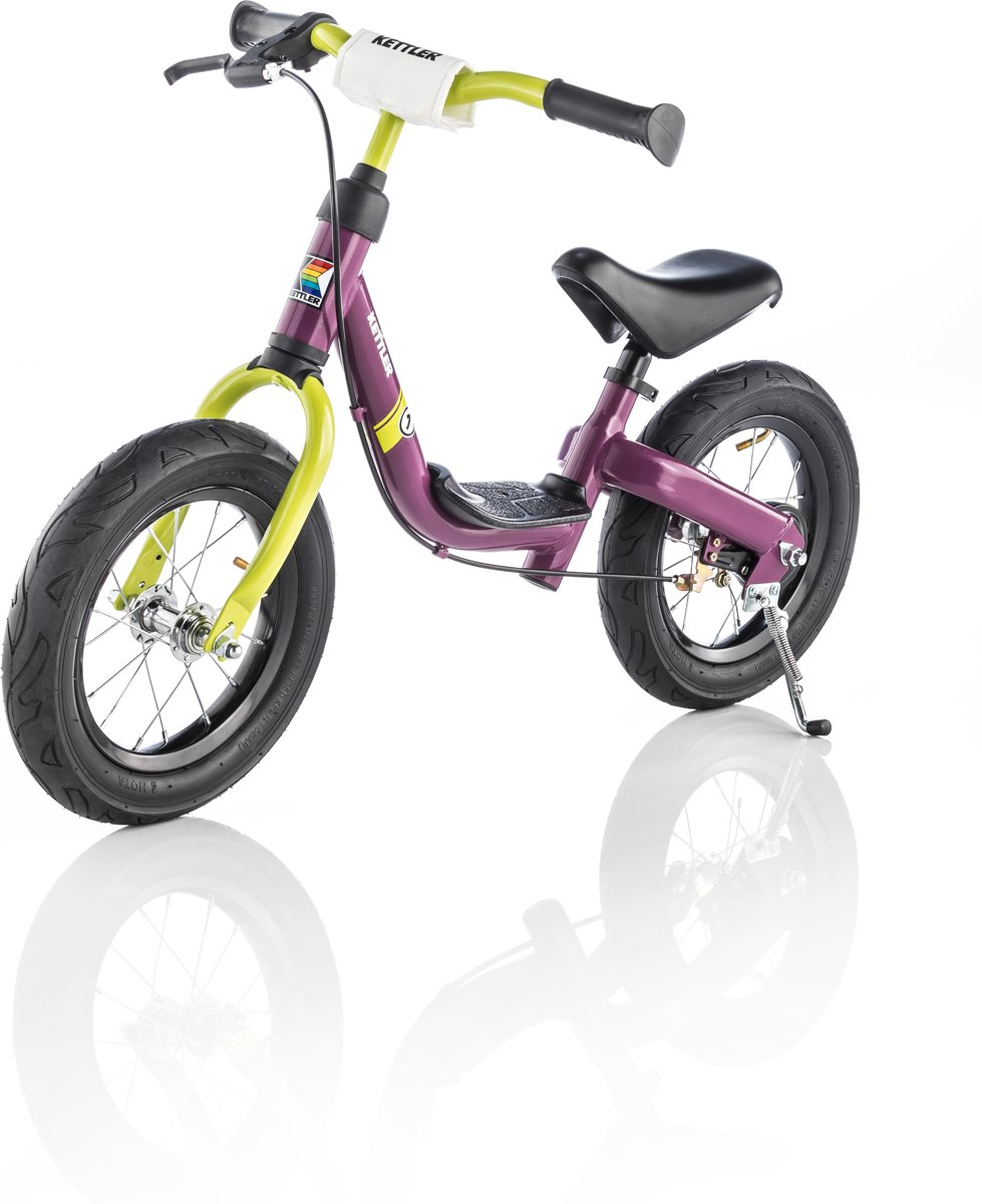Kettler Julia Rt Kettler Run 8 Girl Loopfiets Bordeaux 47 Kettler Roze