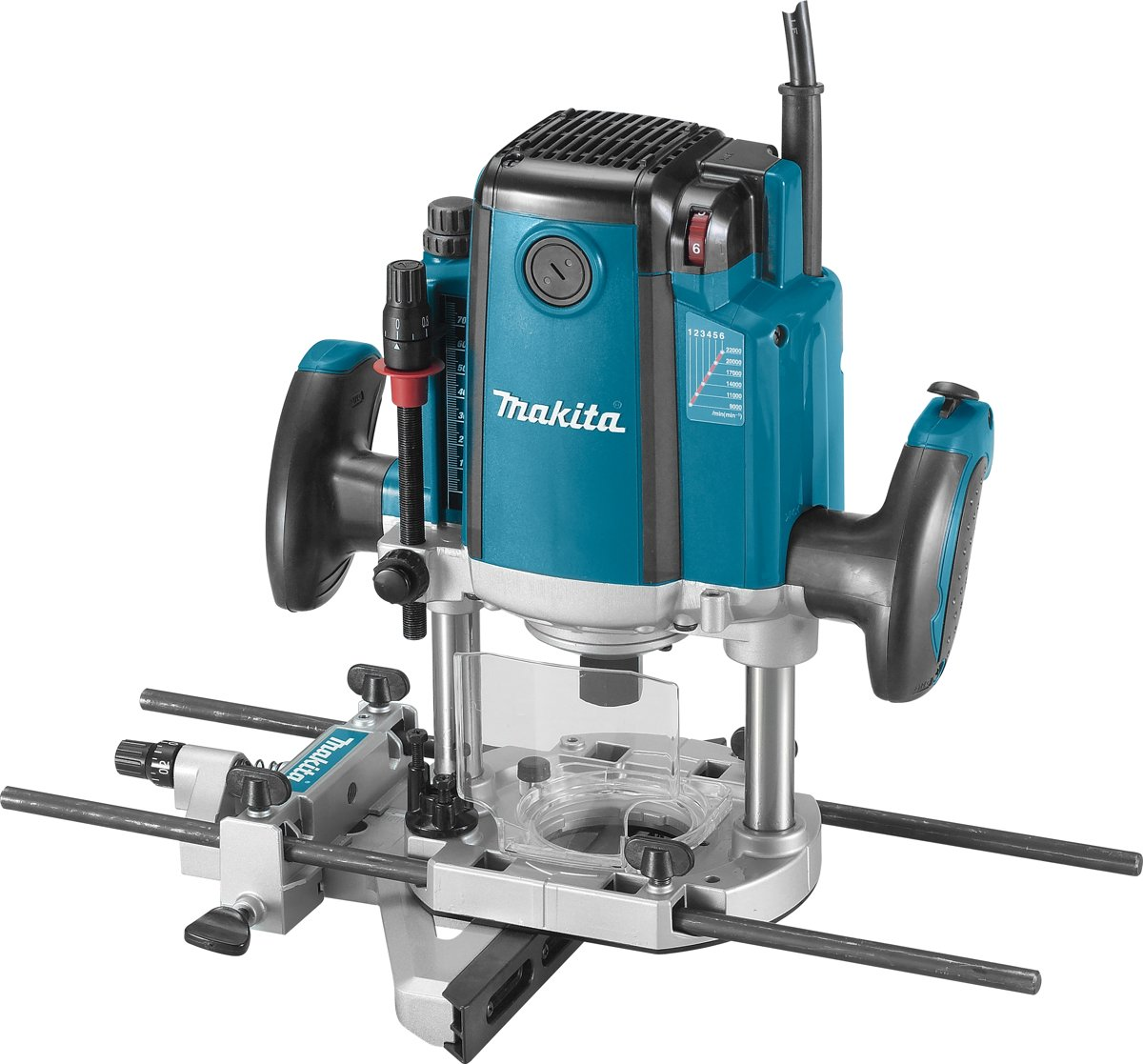 Makita Freesmachine Rp2300fcx Bovenfrees 2300w