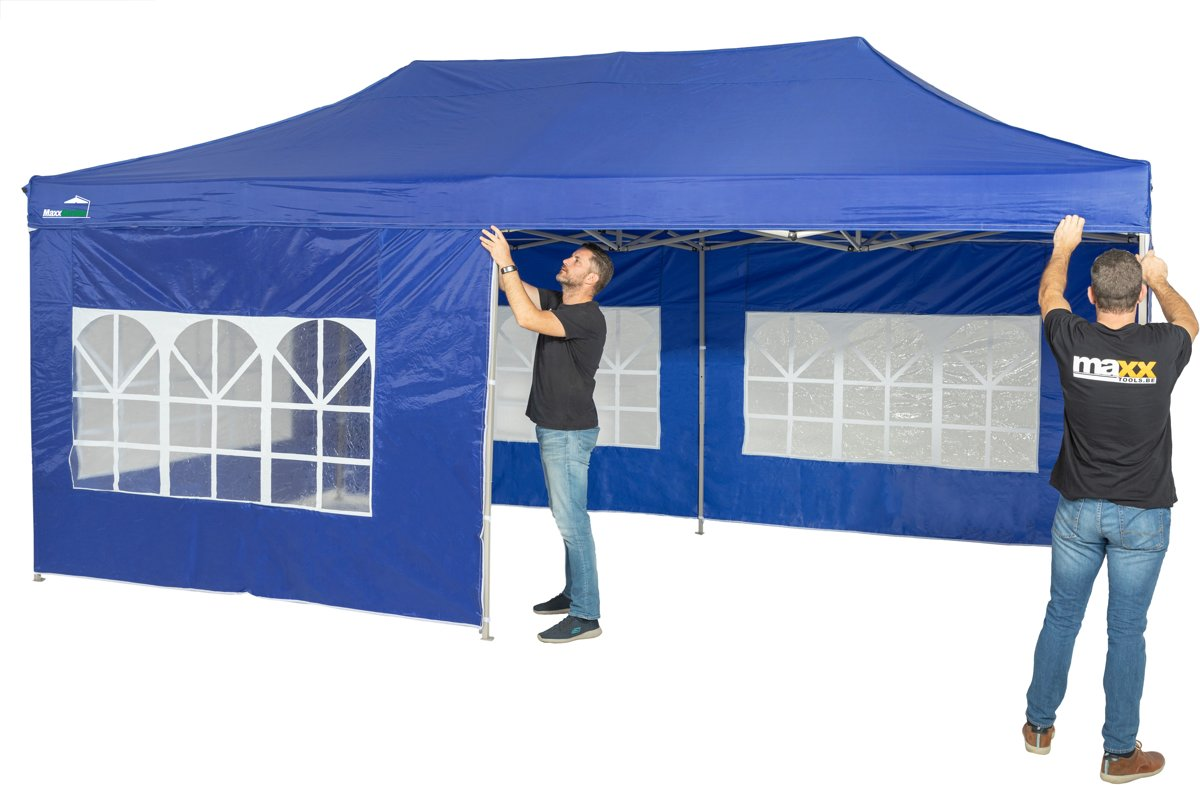 Bol Com Maxxgarden Easy Up Partytent 3x4 5 M Standaard - Partytent 3x4 Meter