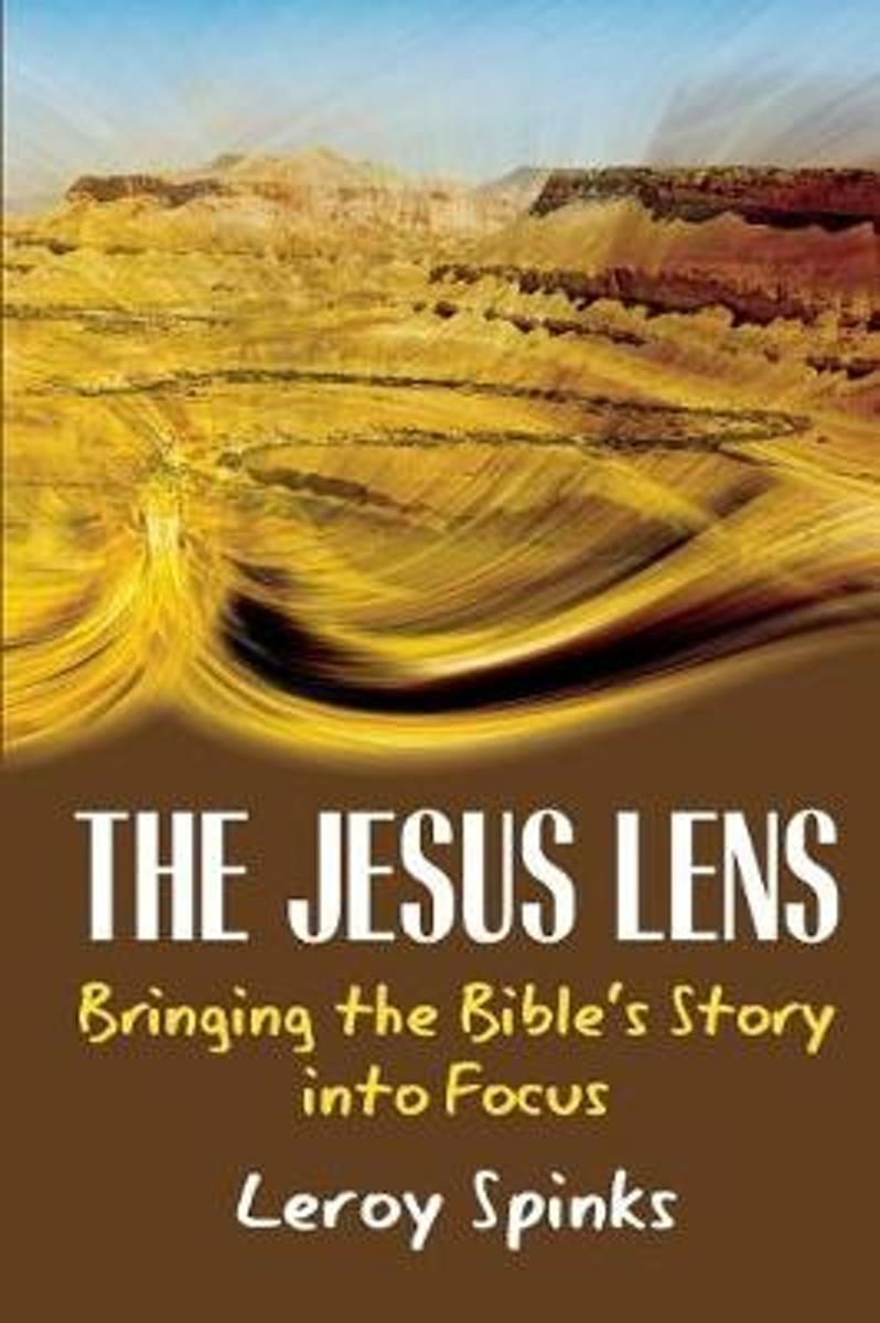 Leroy Lens Bol The Jesus Lens Leroy Spinks 9781635280494 Boeken