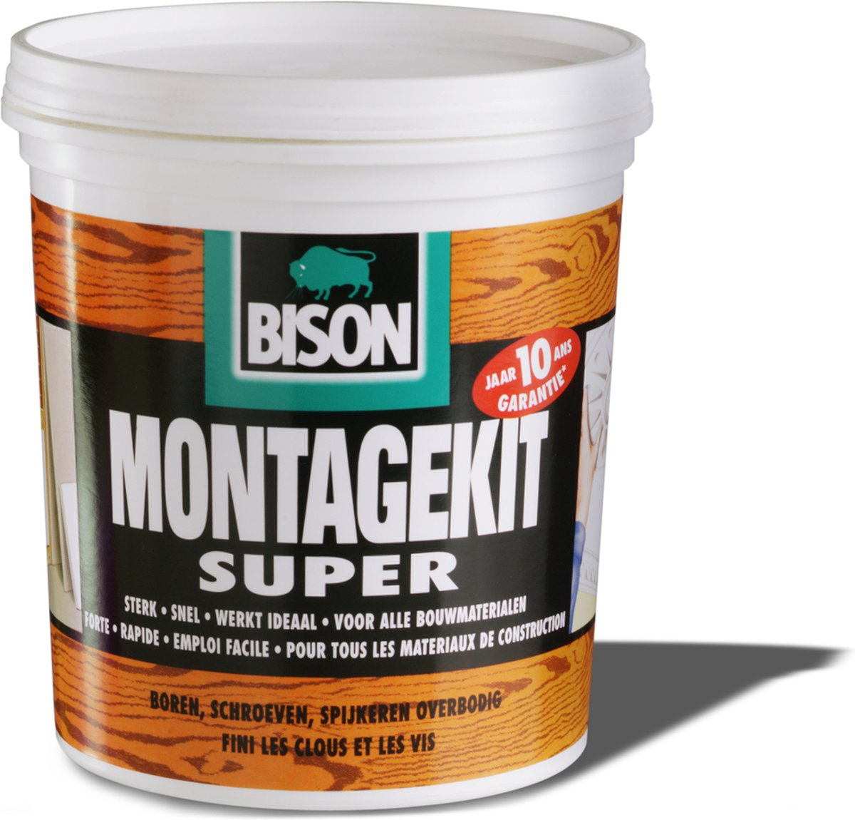 Bison Montagekit Super Montagekit Super 1 Kg Pot