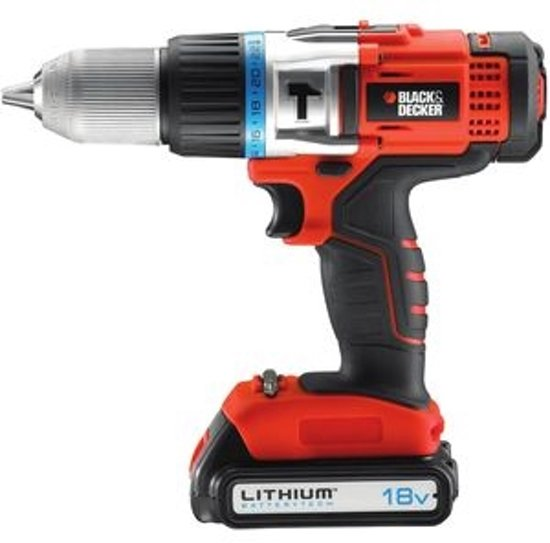Black En Decker Klopboormachine Bol.com | Black & Decker Accu Klopboormachine Egbhp188bk