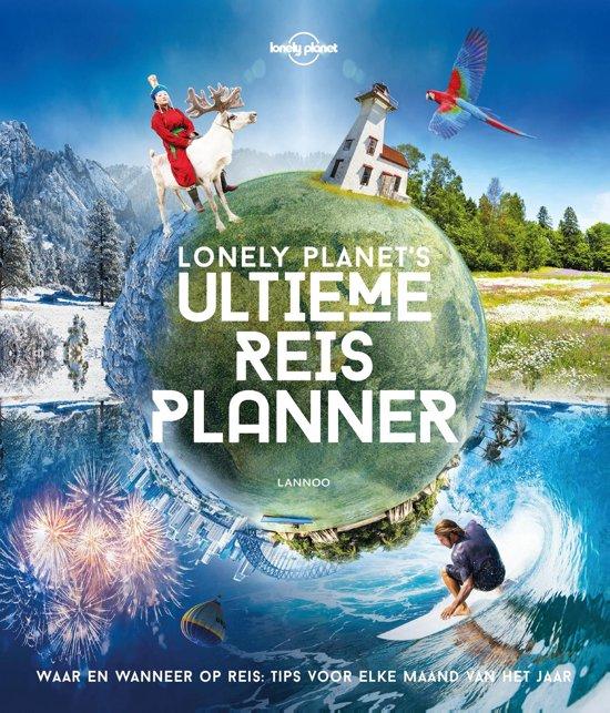 bol Lonely Planet\u0027s ultieme reisplanner, Sarah Baxter