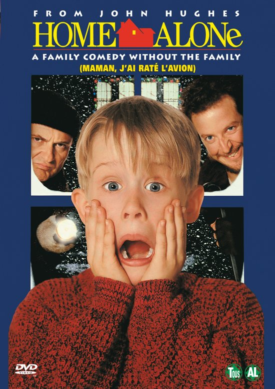 Tuin Outlet Bol.com | Home Alone (dvd), Macaulay Culkin | Dvd's