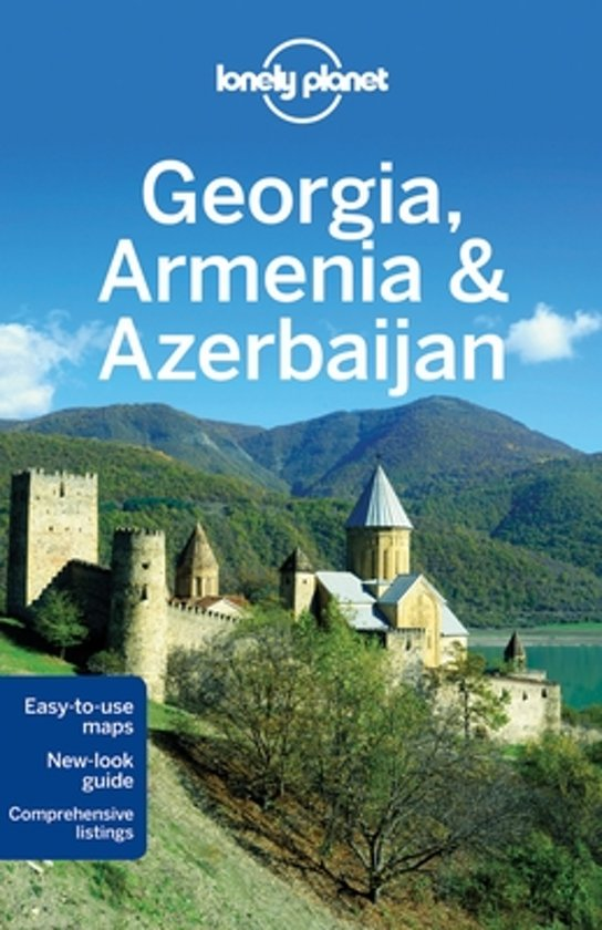 Lonely Planet Boeken Bol.com | Lonely Planet Georgia, Armenia & Azerbaijan
