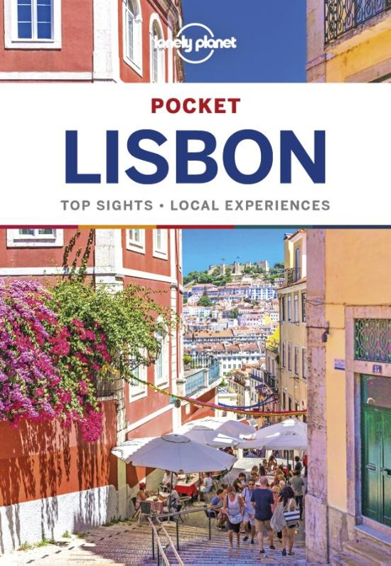 Lonely Planet Boeken Lonely Planet Pocket Lisbon