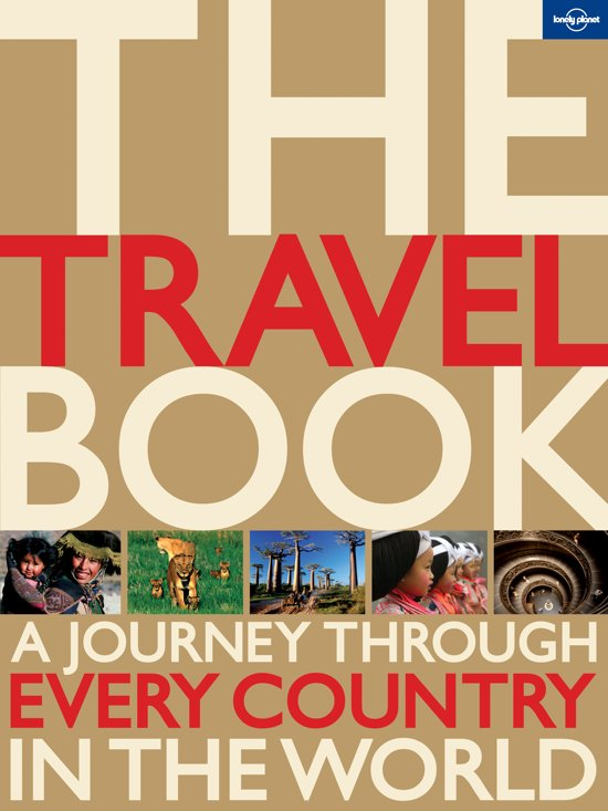 Lonely Planet Boeken Bol.com | Lonely Planet The Travel Book, Lonely Planet