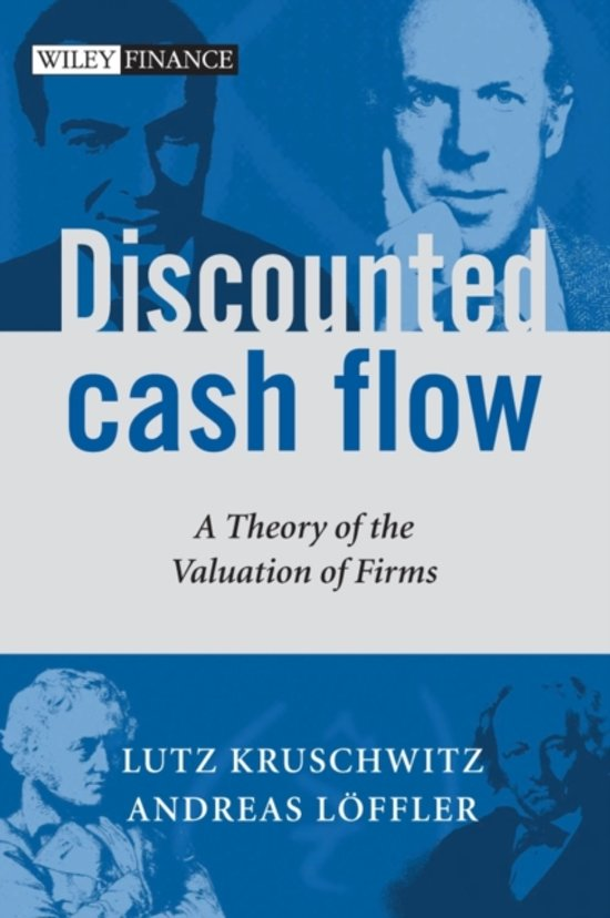 bol Discounted Cash Flow, Lutz Kruschwitz 9780470870440 Boeken