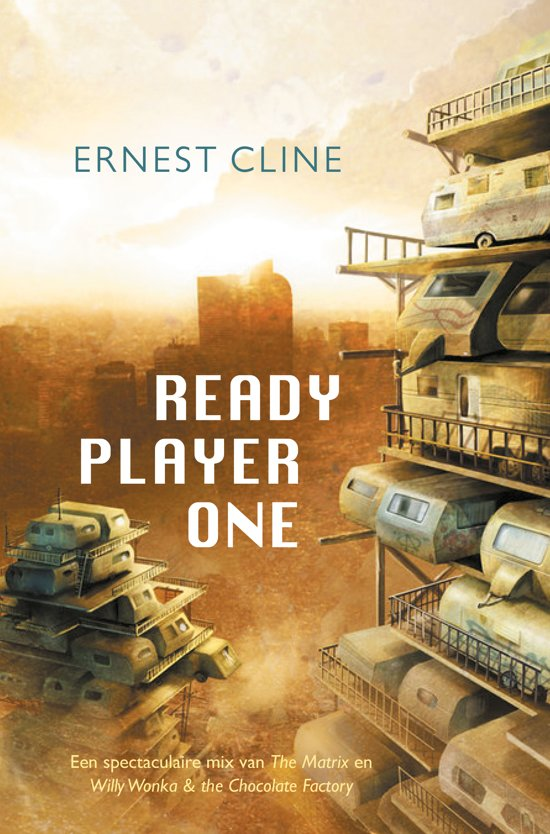Speelgoed Tuin Bol.com | Ready Player One, Ernest Cline | 9789021449753