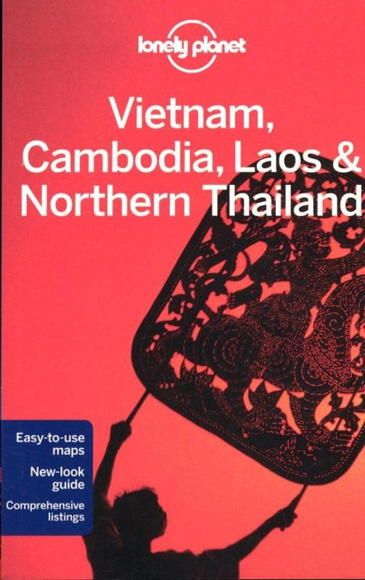 Lonely Planet Boeken Bol.com | Lonely Planet Vietnam, Cambodia, Laos & Northern
