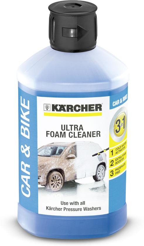 Karcher Wasborstel Bol.com | Kärcher Ultra Foam Cleaner 1 Ltr