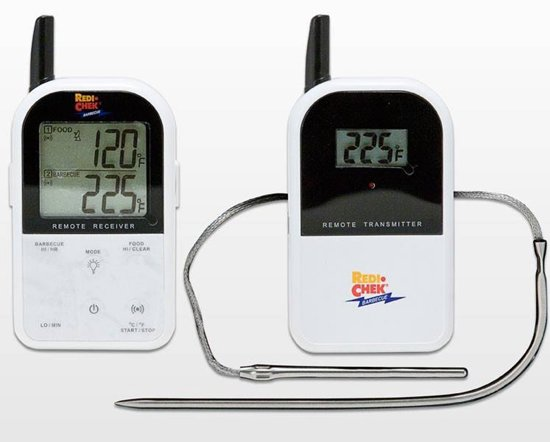 Bbq Thermometer Draadloos Bol.com | Maverick Et-732 Draadloze Bbq/oven Thermometer