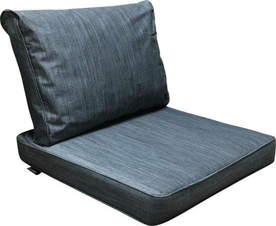Lounche Set Kussens Bol.com | Madison Waterproof Ice Blue Kussenset - Kussens