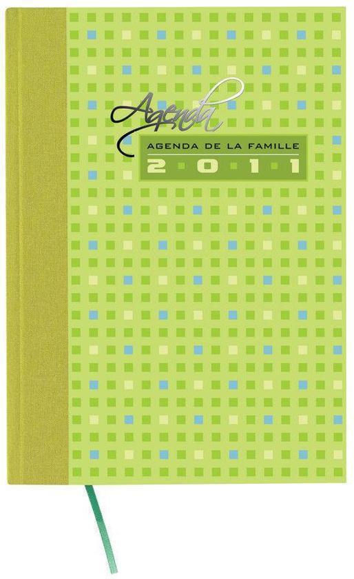 bol Family Planner agenda
