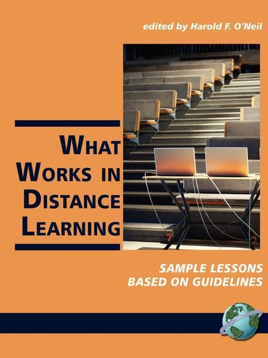 bol What Works in Distance Learning Sample Lessons Based on