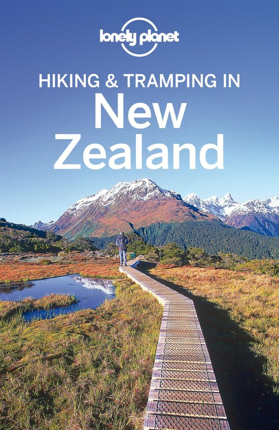Lonely Planet Boeken Bol.com | Lonely Planet Hiking & Tramping In New Zealand