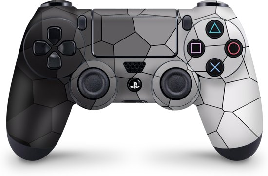 Ps4 Cadeaukaart Bol.com | Playstation 4 Controller Skin Cells Zwart- Ps4