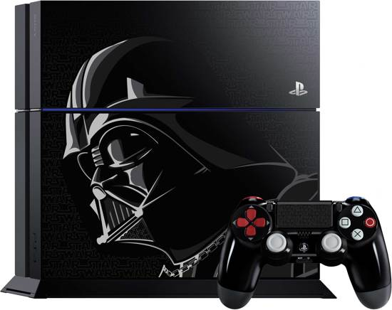 Ps4 Cadeaukaart Bol.com | Sony Playstation 4 Console - Darth Vader Limited