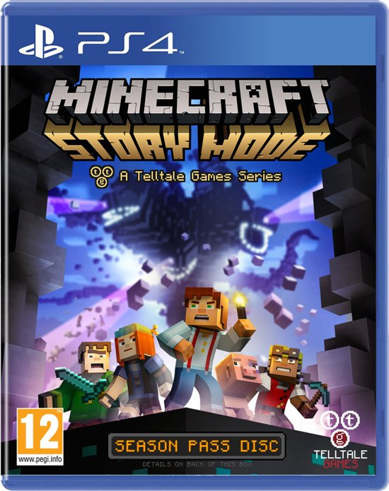 Ps4 Cadeaukaart Bol.com | Minecraft Story Mode - Ps4 | Games
