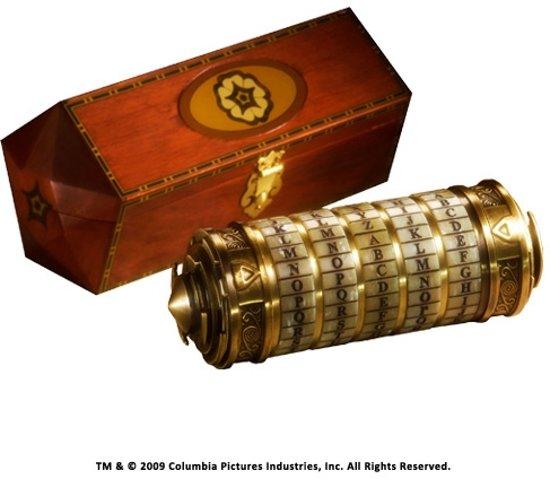 Bolcom The Da Vinci Code Cryptex Noble Collection