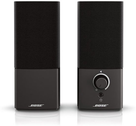 Blutooth Boxen Bol.com | Bose Companion 2 Series Iii - Pc Speakers