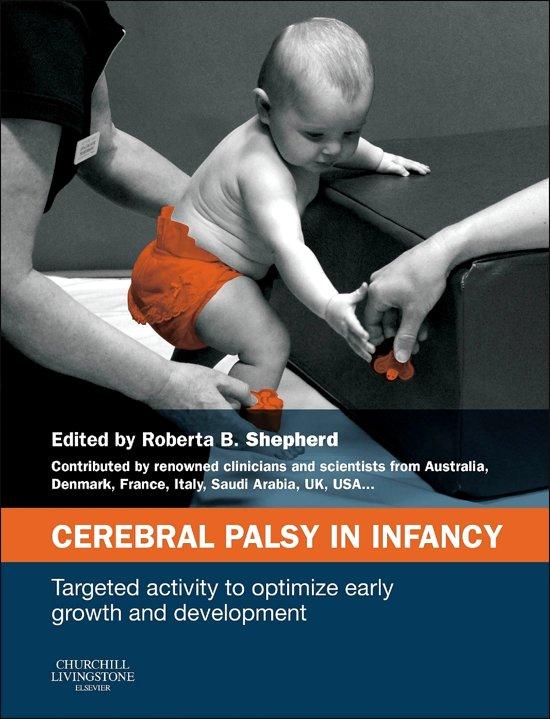 bol Cerebral Palsy in Infancy 9780702050992 Roberta B - ma cerebral palsy