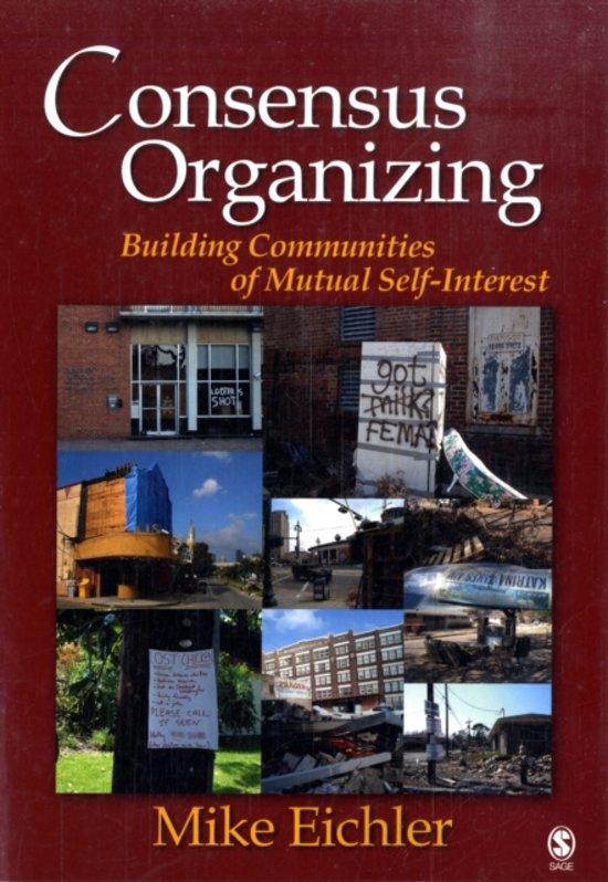 bol Consensus Organizing 9781412926591 Michael P Eichler