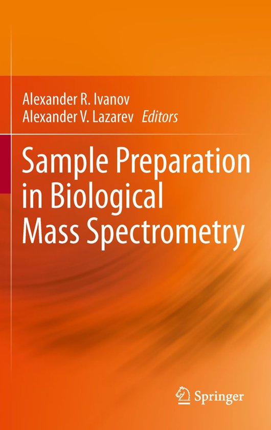 bol Sample Preparation in Biological Mass Spectrometry (ebook