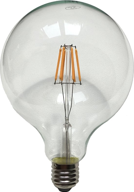 Led Lamp Dimbaar E27 Bol.com | Db Led 12,5cm Filament Led Lamp Dimbaar G125
