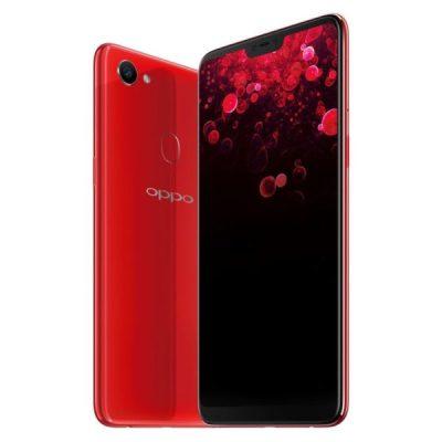 Buy Oppo F7 4G LTE Dual Sim Smartphone 64GB Solar Red in Dubai UAE. Oppo F7 4G LTE Dual Sim ...
