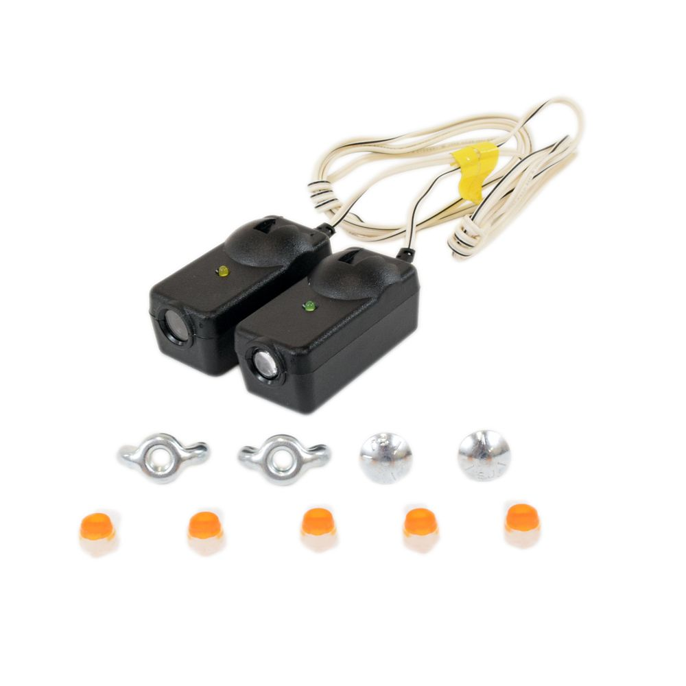 Garage Door Parts Near My Location Garage Door Opener Safety Sensor Kit Part Number 41a5034 Sears