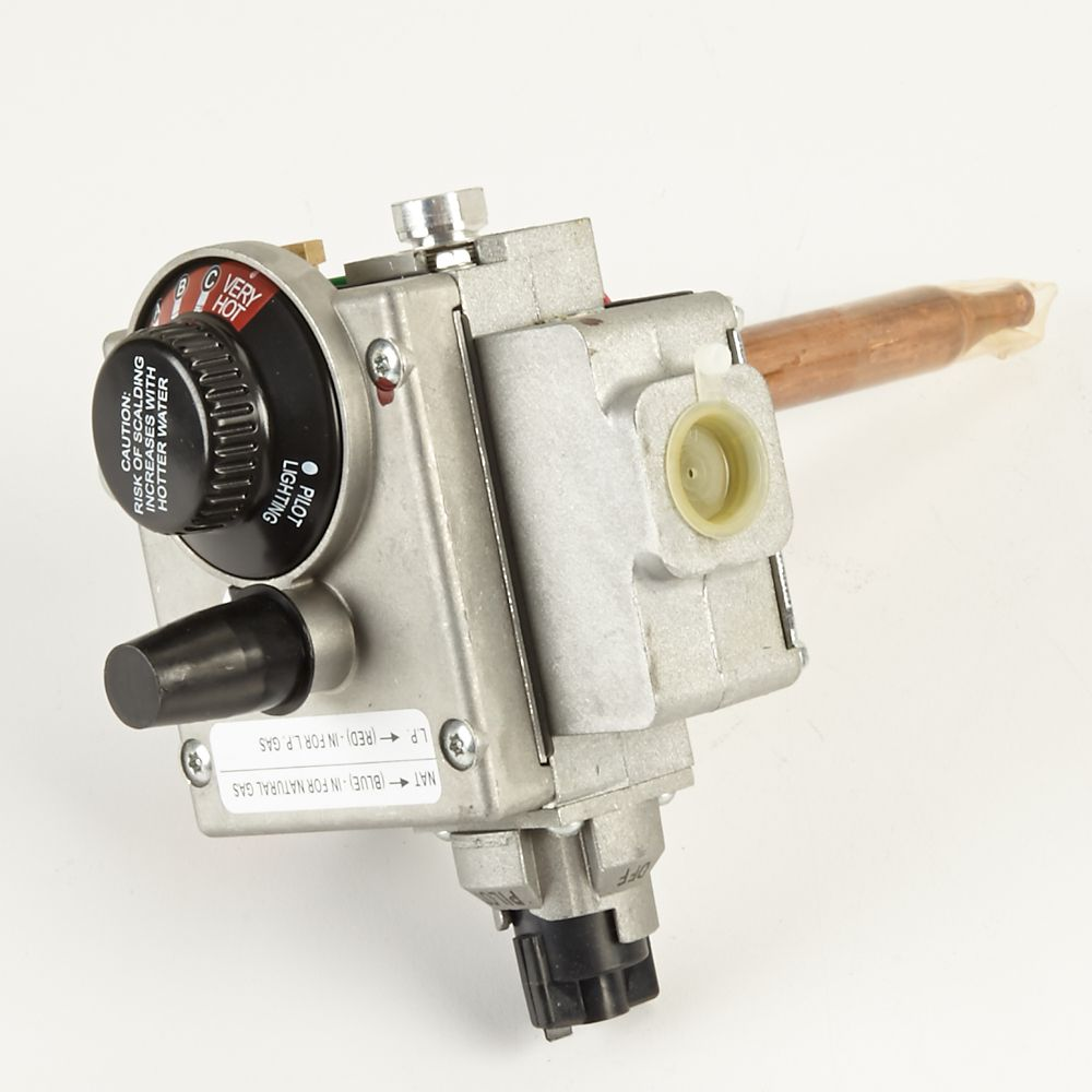 Water Heater Gas Control Valve Part Number 9002997