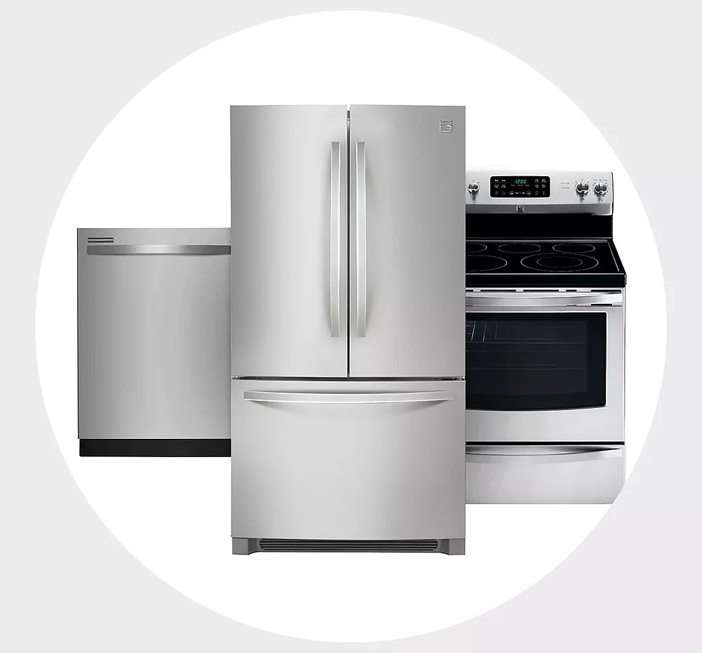 Sears Washer And Dryer Canada Home Kitchen Appliances Refrigerators Washer Dryers Sears