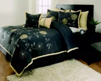 Jaclyn Smith Traditions Bliss Comforter Set | Bed Mattress ...