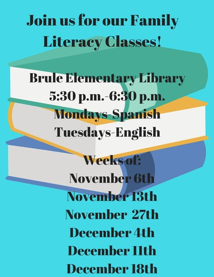 Brule Elementary Parent Newsletter Smore Newsletters for Education