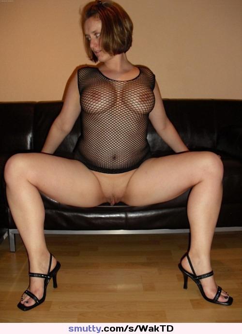 slut wife all dressed up