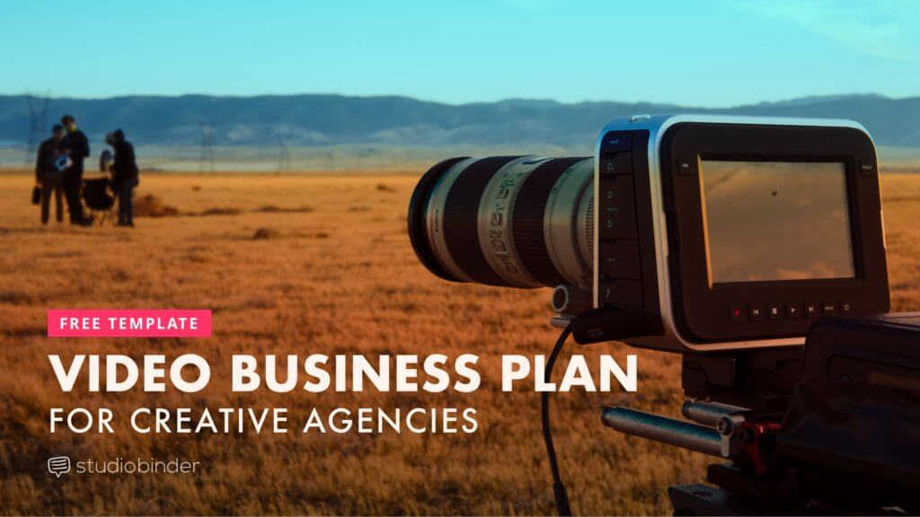 How to Make a Production Company Business Plan FREE Template