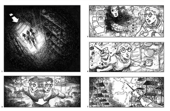 23 Best Movie Storyboard Examples (with Free Storyboard Templates)