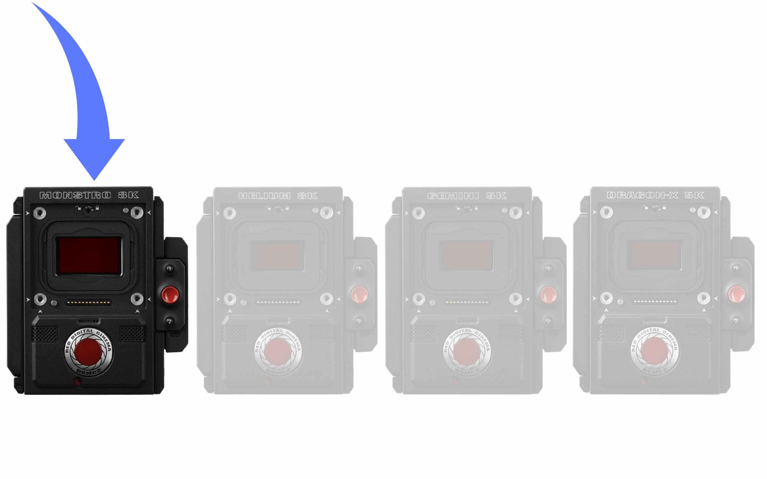 Red Raven Specs Which Red Camera To Buy In 2019 Red Digital Cinema Lineup