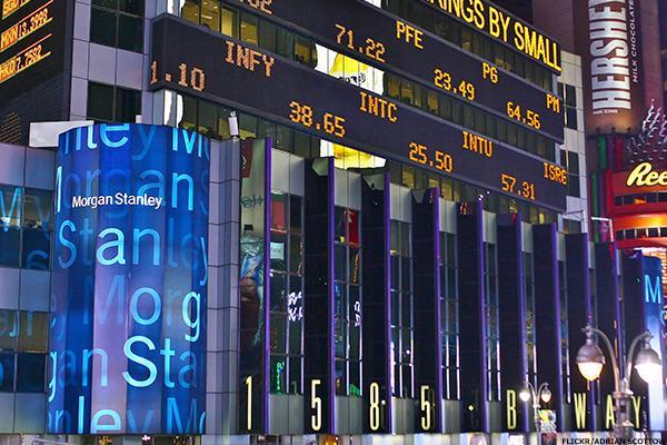 Morgan Stanley (MS) Gets Rebuke For `Weakness\u0027 as Fed Approves