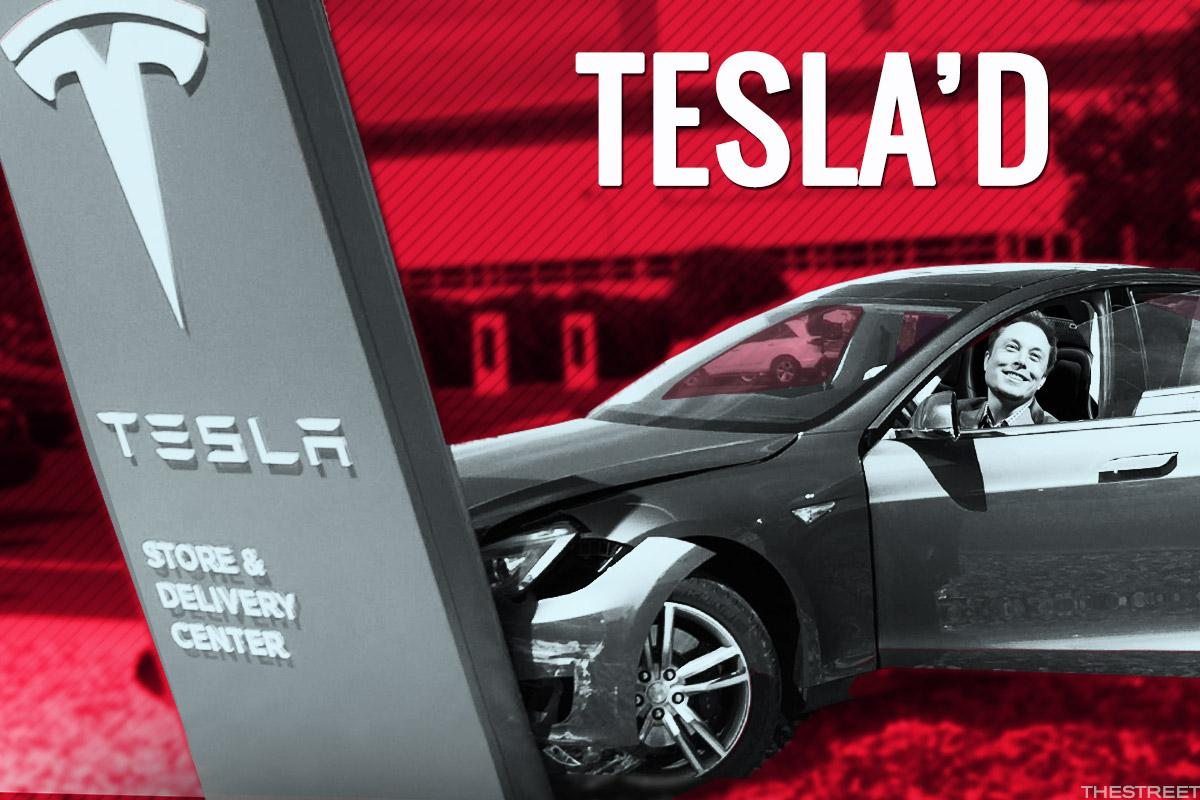 Musk Tesla The Should Elon Musk Be Out As Tesla Nasdaq Tsla Ceo Thestreet