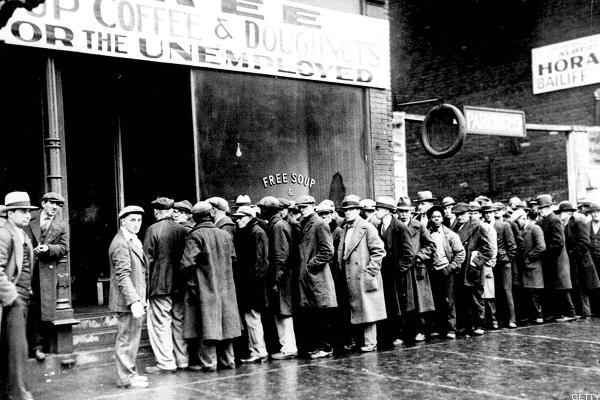 Great Depression Causes, Effects and Timeline - TheStreet