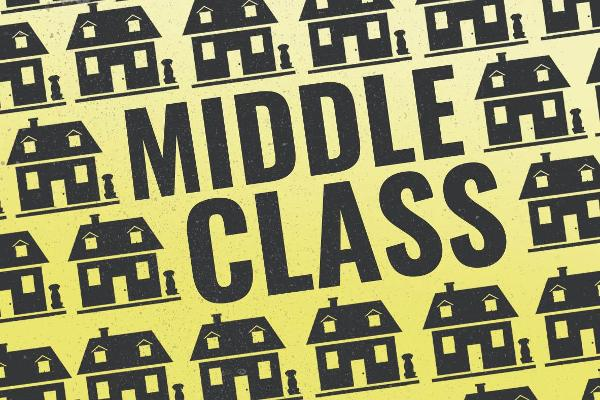 What Is Middle Class, Really? Income and Range in 2019 - TheStreet