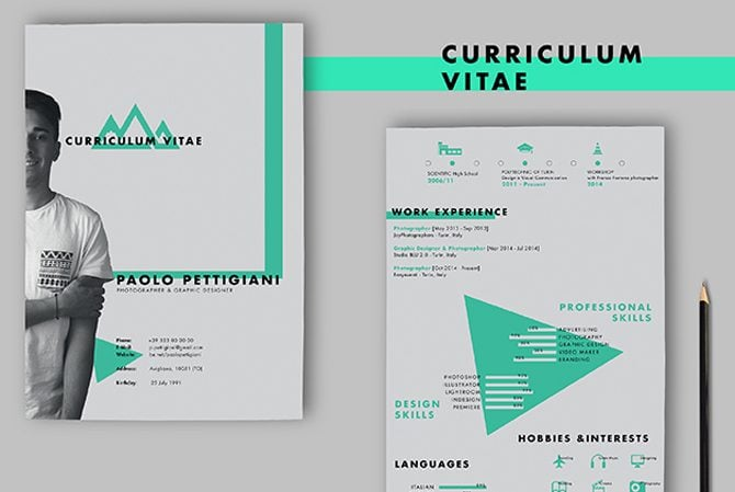 Lifeclever ; Give Your Rsum A Face Lift 30 Free Printable Resume Templates 2017 To Get A Job