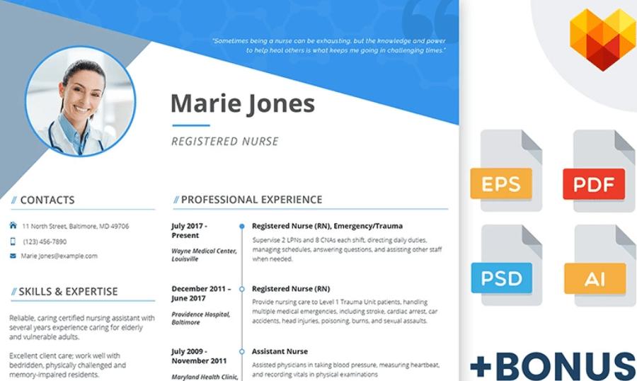 nursing resume the ultimate guide