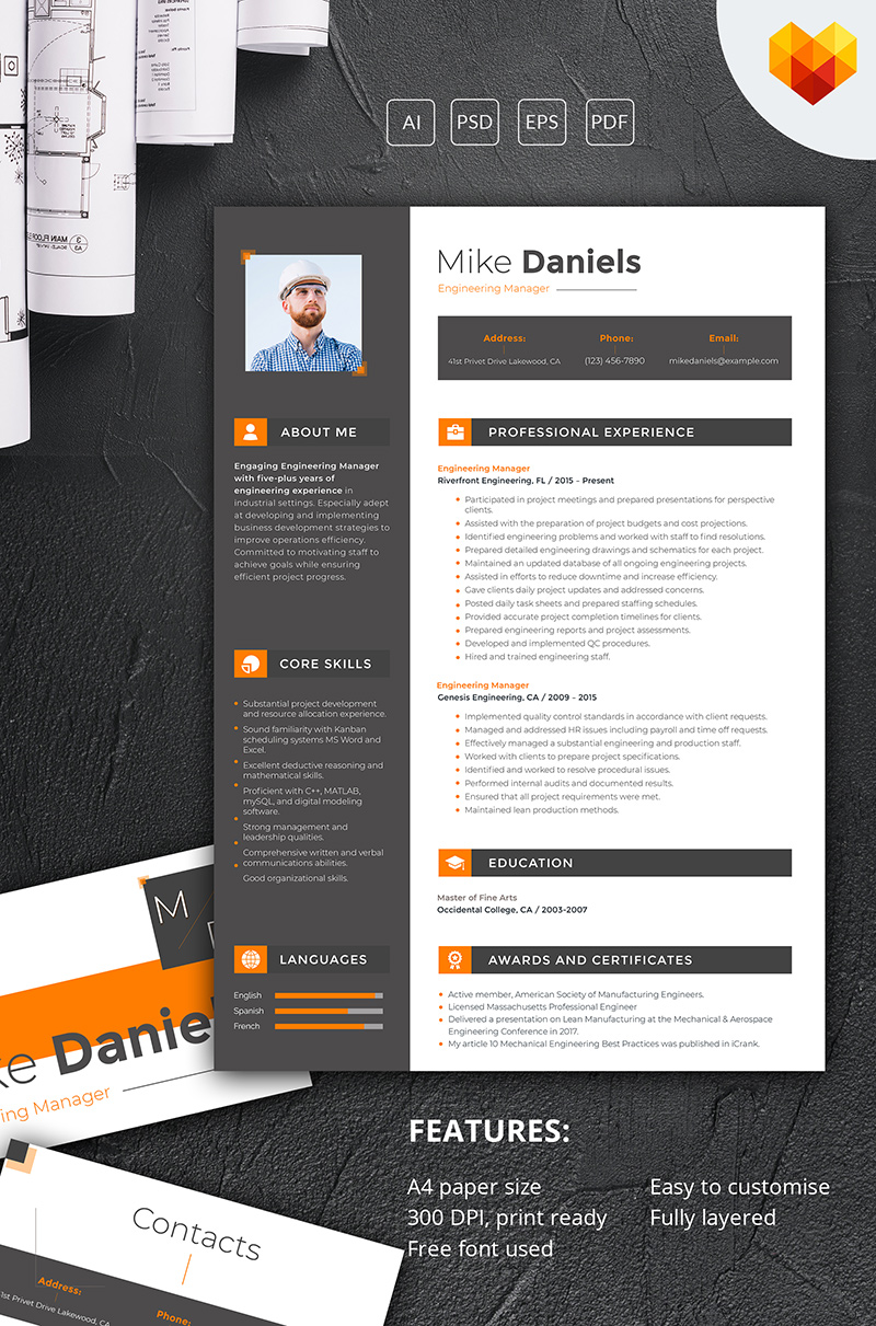 free website templates for resumes