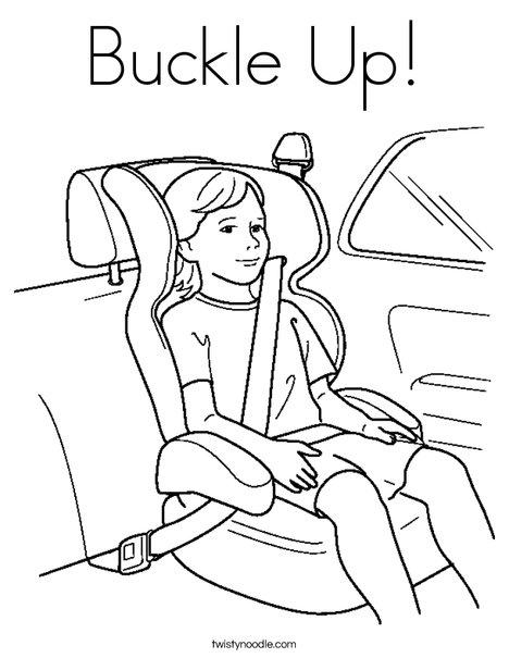 car harness for children