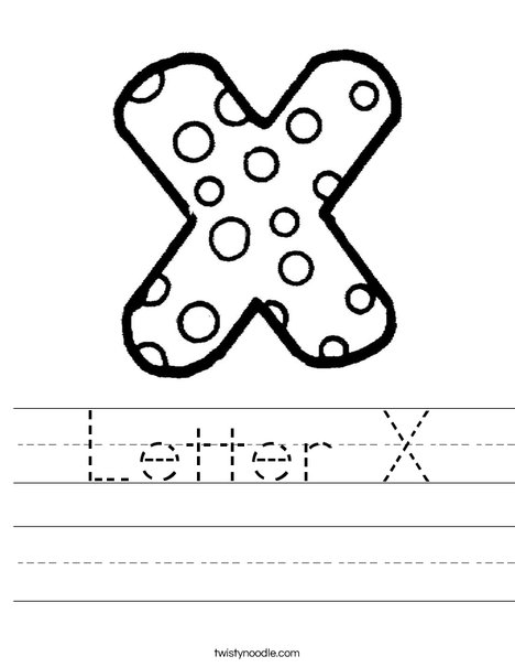 Letter Q Worksheets | Letter To School Governors