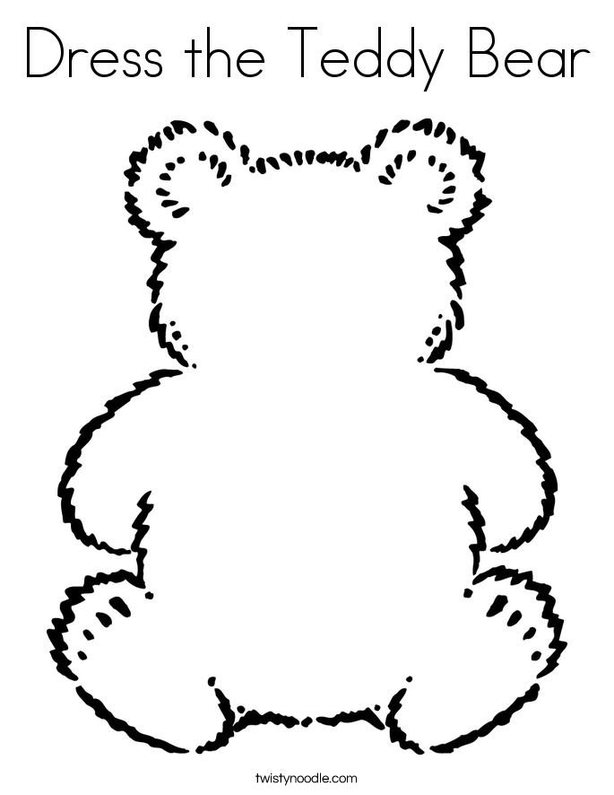 30 coloring pages build a bear