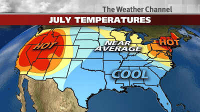 Weather Extremes of July 2013 | The Weather Channel